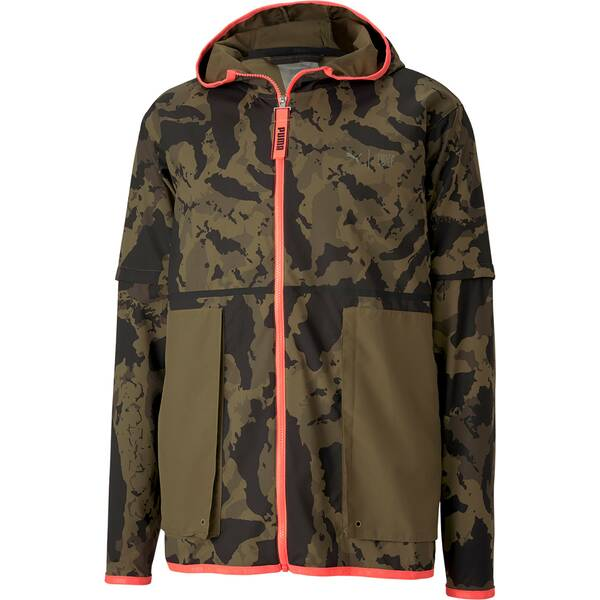 PUMA Herren Blouson First Mile 2in1 Woven