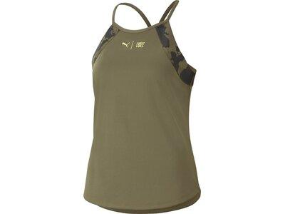 PUMA Damen Shirt The First Mile Braun