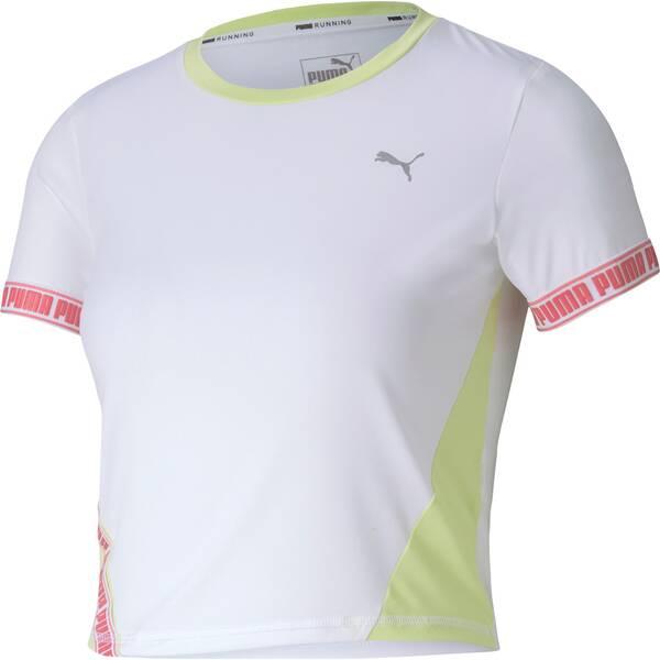 PUMA Damen Shirt Last Lap Cropped SS