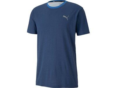 PUMA Herren Shirt Reactive Color Block Blau