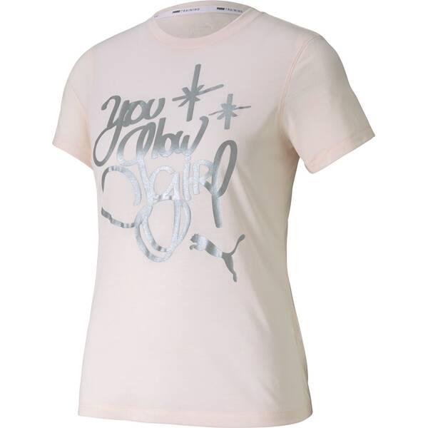 PUMA Damen Shirt Do You Graphic