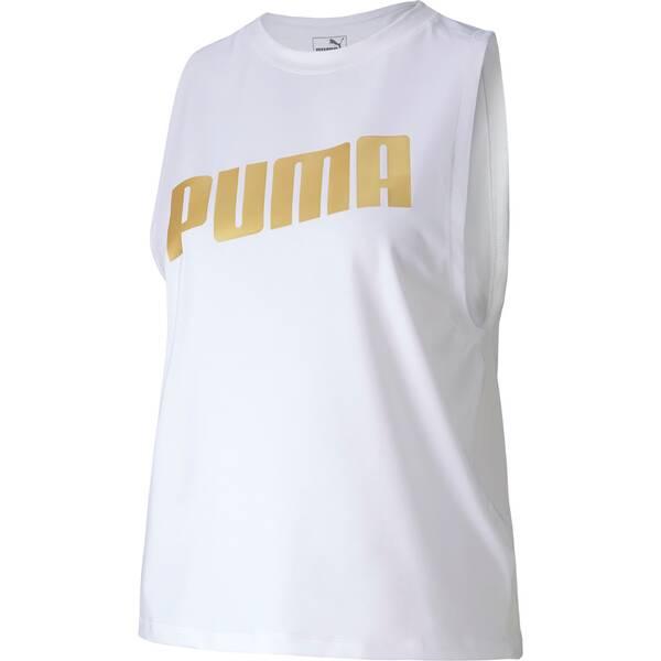 PUMA Damen Shirt Metal Splash Adjustable