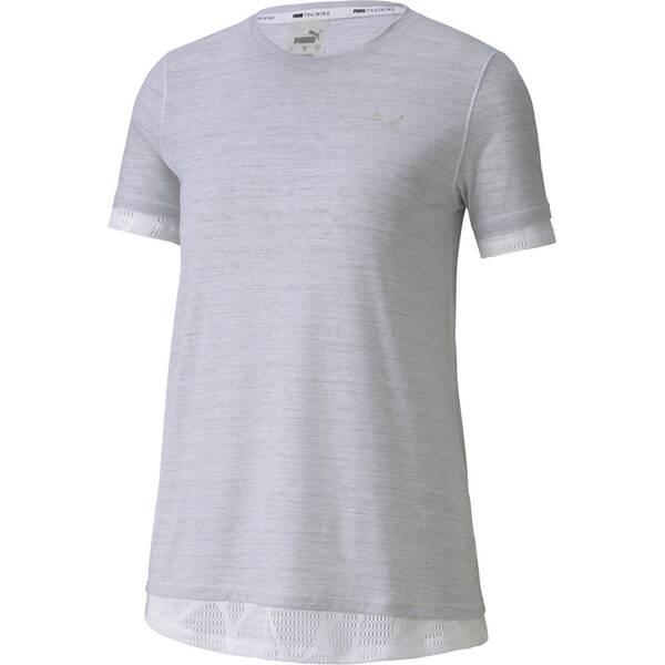 PUMA Damen Shirt Studio Mixed Lace