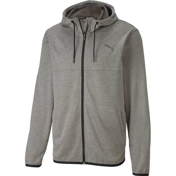 PUMA Herren Power Full Zip Knit  Jacke