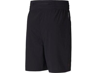 PUMA Herren Shorts Train Thermo R Woven 8 Schwarz