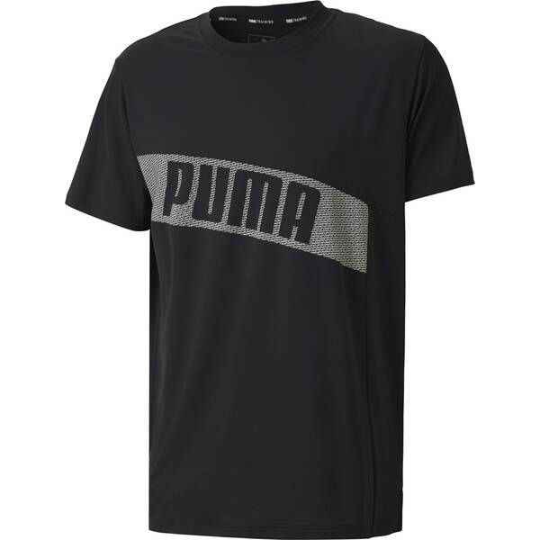 PUMA Herren Shirt Train Graphic Short Sleeve