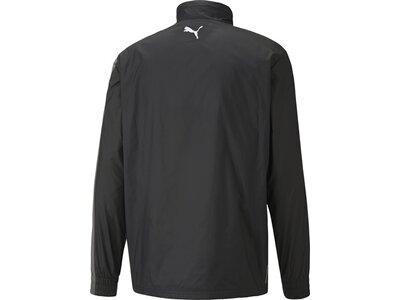 PUMA Herren Train Woven 1/2 Zip Jacket Grau