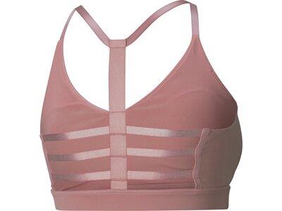 PUMA Damen Sport-BH Low Impact Pink