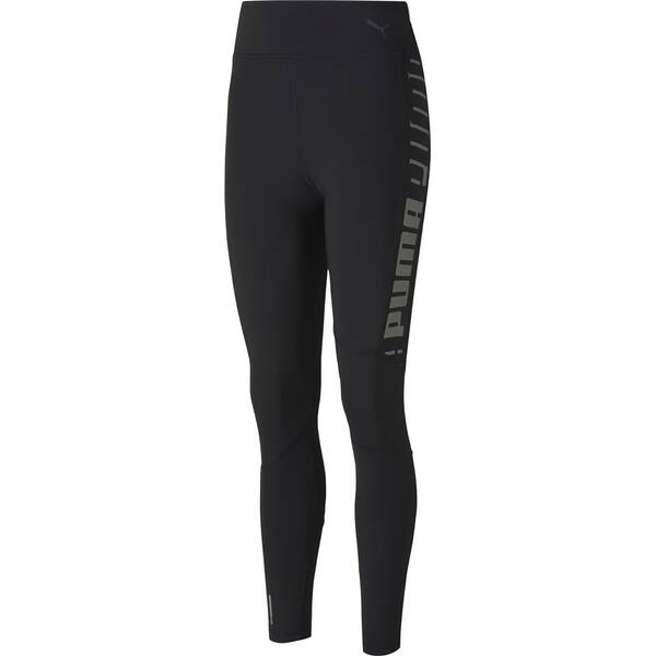 PUMA Damen Tight Train Logo High Rise 7/8 T