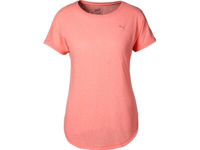 PUMA Damen Shirt Bold Tee Orange