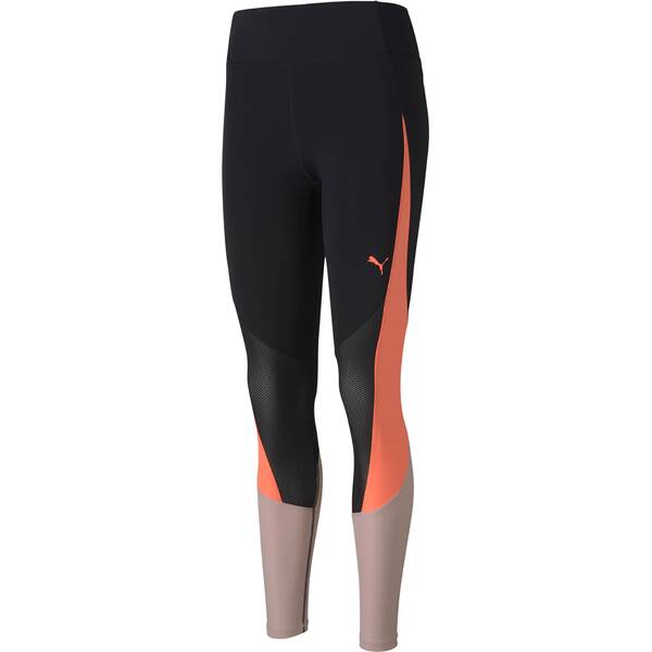 PUMA Damen Tight Train Pearl Full