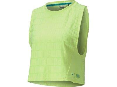 PUMA Damen Shirt Train First Mile Xtreme Grün