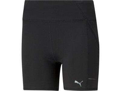 PUMA Damen Shorts RUN FAVORITE SHORT TIGHT W Schwarz