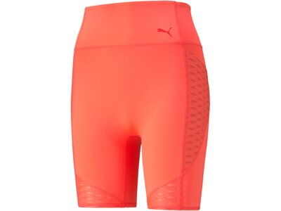PUMA Damen Shorts Train Flawless 7 Short Rot