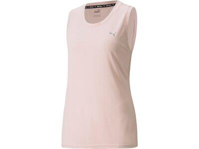 PUMA Damen Shirt PERFORMANCE TANK s Pink