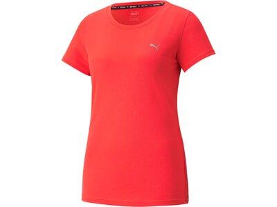 PUMA Damen Shirt PERFORMANCE TEE s Rot