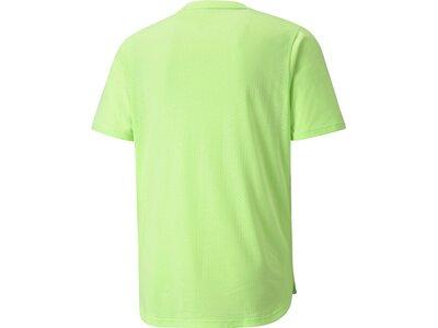 PUMA Herren T-Shirt TRAIN Grün