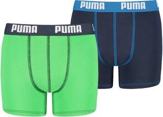 PUMA Kinder Unterhose BASIC BOXER 2P