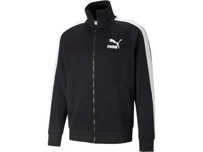 PUMA Herren Jacke Iconic T7 Track Jacket PT Schwarz