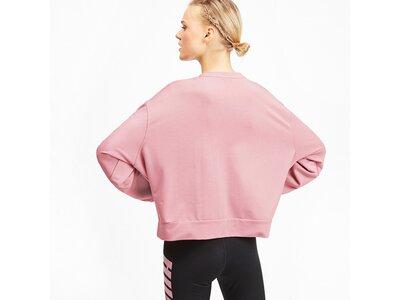 PUMA Damen Sweatshirt Pink