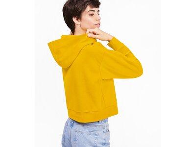 PUMA Damen Hoodie NU-TILITY Hoody Gold