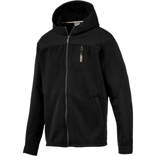 PUMA Herren Sweatjacke NU-TILITY Knit Jacket