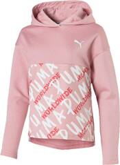 PUMA Kinder Sweat Alpha Hoody FL G