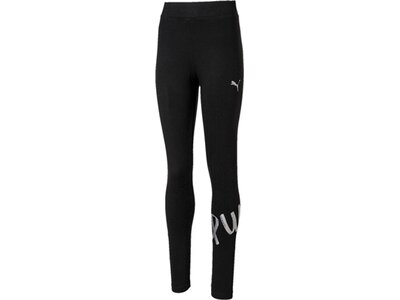 PUMA Kinder Leggins Alpha Leggings G Schwarz