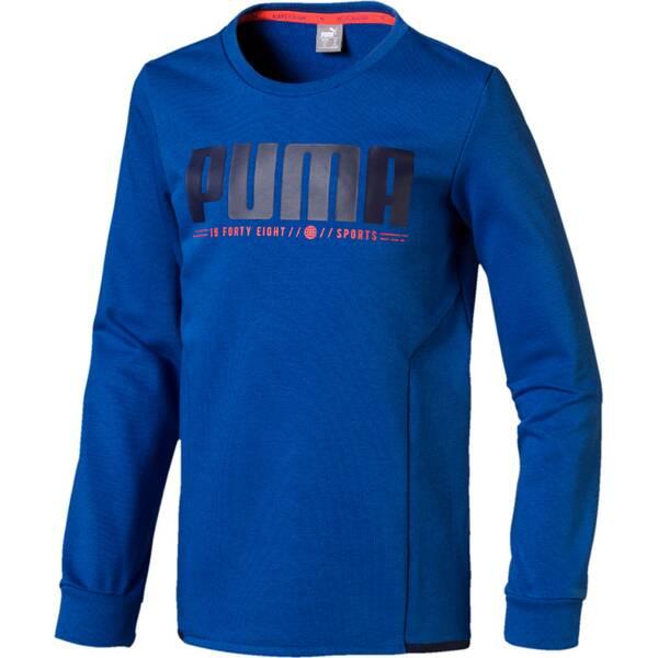 PUMA Kinder Sweatshirt Active Sports Crew TR B