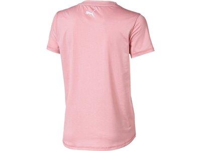 PUMA Kinder T-Shirt Runtrain Tee G Pink