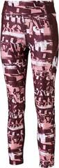 PUMA Kinder Leggins Runtrain AOP 7/8 Leggings G