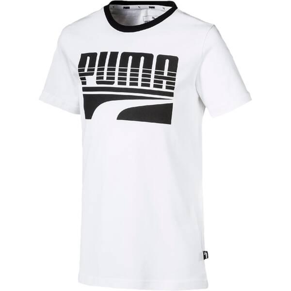 PUMA Kinder T-Shirt Rebel Bold Tee B