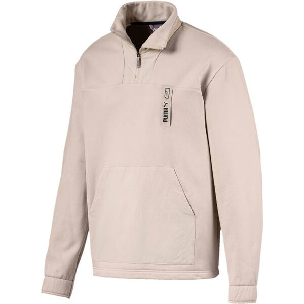 PUMA Herren Sweatshirt NU-TILITY Half Zip