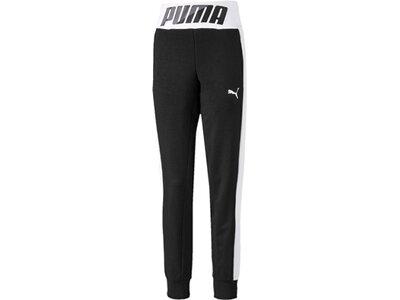 PUMA Kinder Modern Sports Track Pants Schwarz