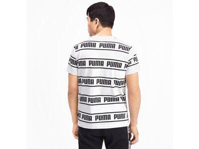 PUMA Herren T-Shirt Amplified Tee Schwarz