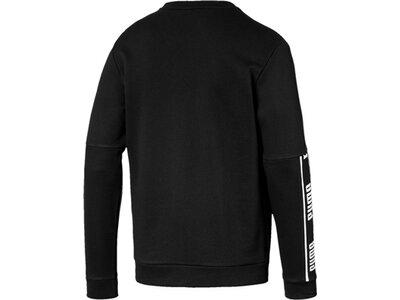 """PUMA Herren Sweatshirt """"Amplified Crew FL"""" Schwarz"""