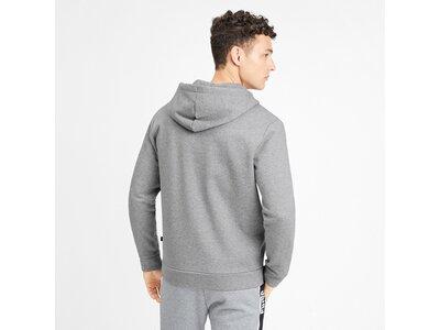PUMA Herren Amplified Hooded Jacket FL Grau