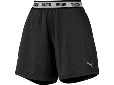 PUMA Damen Shorts SOFT SPORTS Drapey Shorts Schwarz