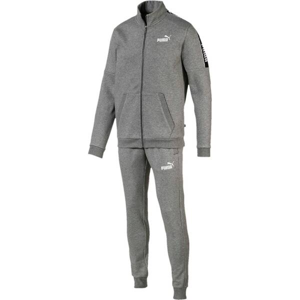 PUMA Herren Trainingsanzug Amplified Sweat Suit