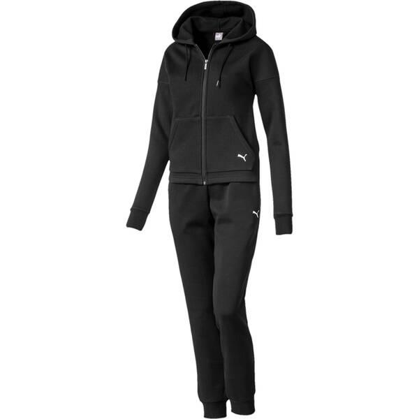 PUMA Damen Trainingsanzug Classic Hd. Sweat Suit, cl