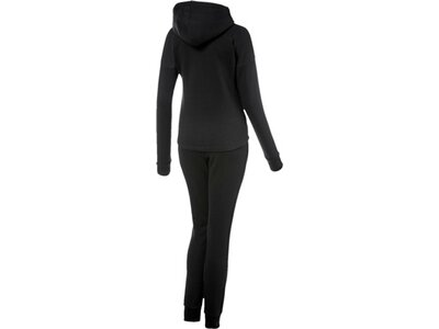 PUMA Damen Trainingsanzug Classic Hd. Sweat Suit, cl Schwarz