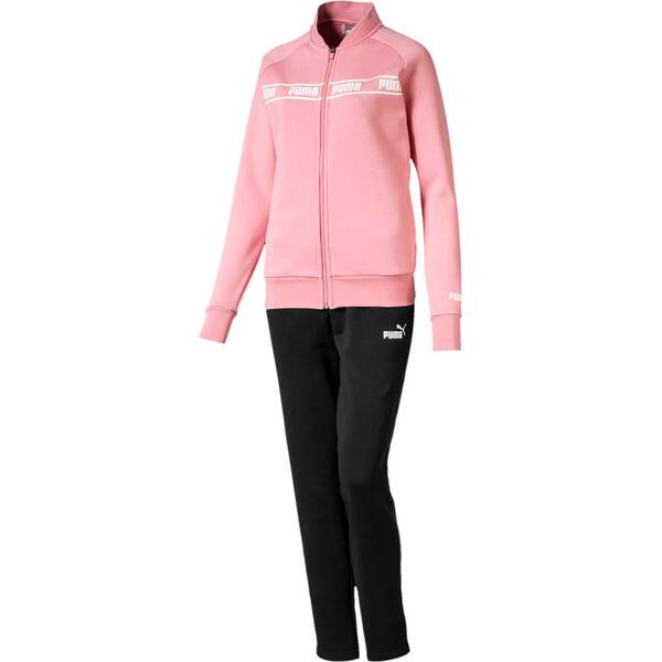 PUMA Damen Trainingsanzug Amplified Sweat Suit
