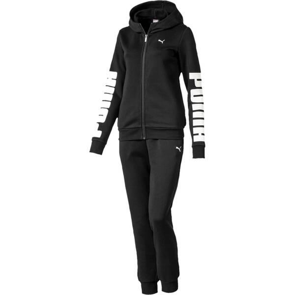 PUMA Damen Trainingsanzug Rebel Sweat Suit