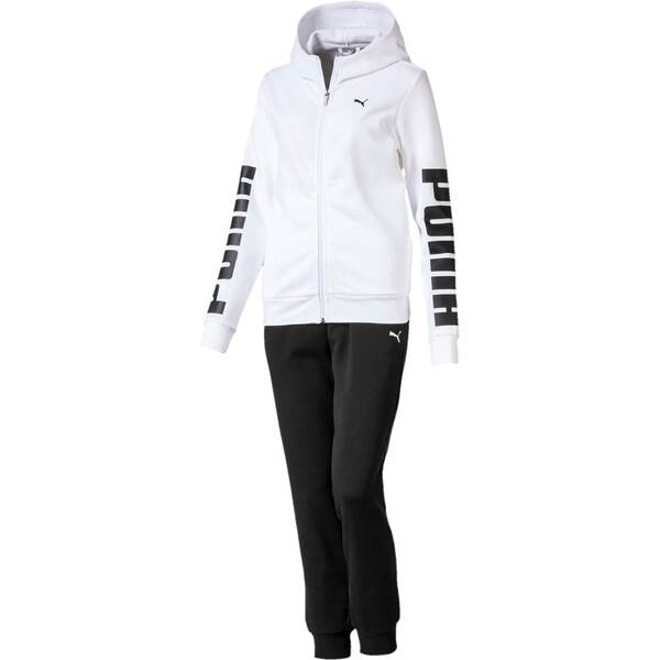 PUMA Damen Trainingsanzug Rebel Sweat Suit