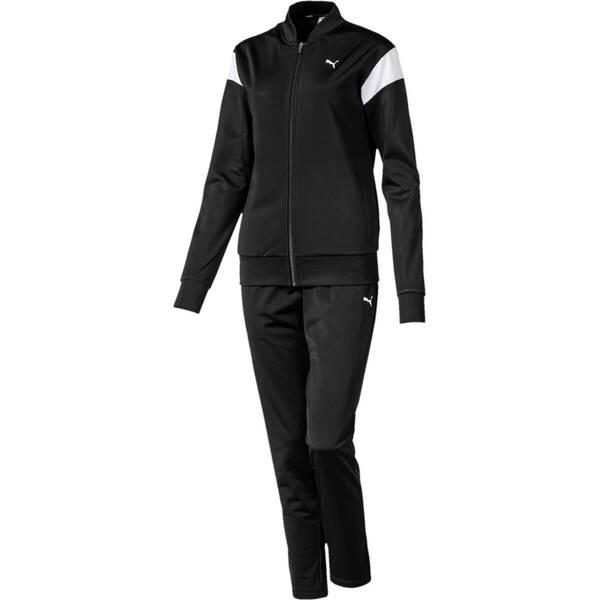 PUMA Damen Trainingsanzug Classic Tricot Suit, op