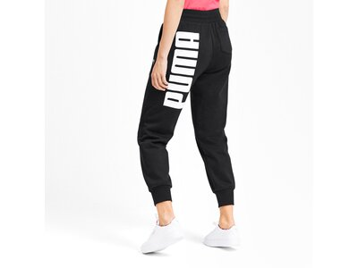 PUMA Damen Trainingshose Rebel Pants FL Schwarz