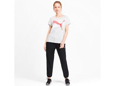 PUMA Damen Trainingshose MODERN SPORT Track Pants Schwarz
