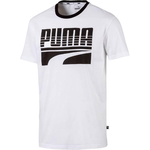 PUMA Herren T-Shirt REBEL Bold Tee