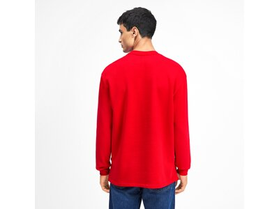 PUMA Herren Sweatshirt Rebel Bold Crew FL Rot