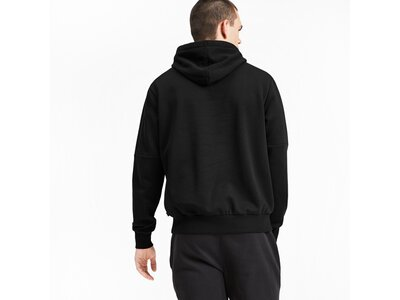 PUMA Herren Sweat Rebel Block Hoody FL Schwarz